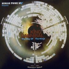 KING CANNIBAL - THE WAY OF THE NINJA - CD, 2010 - EU PROMO