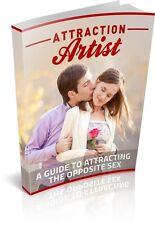 Attraction Artist Free Shipping ebook Full Resell Right PDF