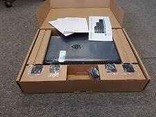 NEW in Box Dell X1018P 16 Port Gigabit & 2x SFP  Smart Managed PoE Switch(9PN0D)