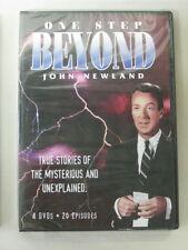 ONE STEP BEYOND John Newland 4 DVD Set 20 Episodes NEW Sealed
