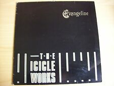 """12"""" VINYL RECORD SINGLE - EVANGELINE BY THE ICICLE WORKS"""