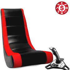 VIDEO GAME ROCKER Gaming Chair Entertainment  Ergonomic Seat Home Furniture