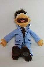"18"" Muppets Most Wanted Walter Plush Stuffed Doll Disney Store Only"