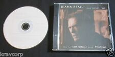 DIANA KRALL 'WHY SHOULD I CARE' 1999 PROMO CD SINGLE