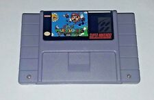 Super Mario World - Lost Episode 1 - game For SNES Super Nintendo - Platform
