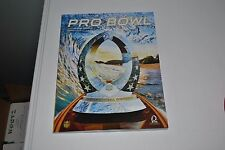 2016 Pro Bowl Official Game Program Hawaii