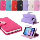 Luxury Magnetic For Samsung Phone Wallet Case Cover Stand Flip Leather Card Slot