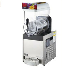 New Electric Frozen Drink Slush Slushy Making Machine On Hot Selling