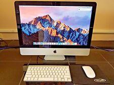 """Apple iMac 21.5"""" i5 2.5Ghz 8GB RAM 500GB HDD"""