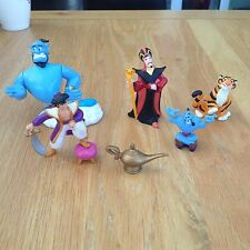 6 disney aladdin collection jouets gâteau toppers