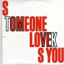 (BX975) Tom Vek, Someone Loves You - 2011 DJ CD