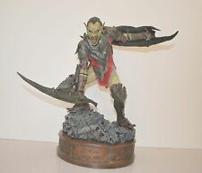 Sideshow MORIA ORC 1/4 Scale Statue #7 of 750 EXCLUSIVE Mint