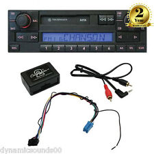 Vw Transporter T4 / T5 (gamma, beta) Mp3 Ipod Iphone Aux Adaptador