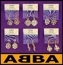 ABBA EARRINGS FROM AUSTRALIA - NEW - ORIGINAL SELLER - GENUINE - BEST PRICE