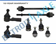 Brand New 8pc Complete Front Suspension Kit for Chevy 1500 2500 3500 HD Trucks