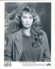 1990 Actress Joanna Pacula in Earth Force TV Show Press Photo