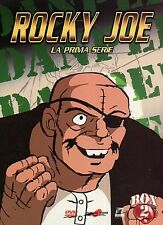 ROCKY JOE STAGIONE 01 BOX 02  4 DVD  COFANETTO  ANIME