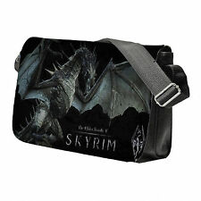 SKYRIM School College Messenger Bag