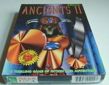 PC DOS: Ancients II 2  - Monkey Business 1994