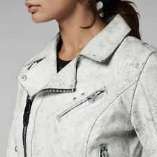VESTE FEMME G-STAR  CHOPPER PERFECTO LEATHER JACKET  WMN TAILLE  S   PRICE  550€
