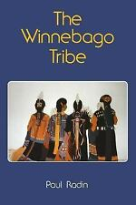 The Winnebago Tribe (Bison Book), Paul Radin, Acceptable Book
