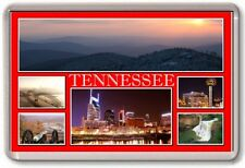 FRIDGE MAGNET - TENNESSEE - Large - USA America TOURIST