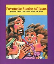 Favourite Stories of Jesus: Stories from the Read with Me Bible #BN9114