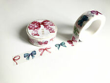 Bow Washi Tape 15mm x 8m