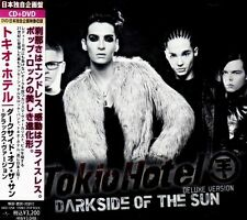 TOKIO HOTEL Darkside Of The Sun +3 DELUXE EDITION JAPAN CD DVD UICO-1204 NO OBI