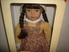 "Heidi Ott 19"" Doll HANNAH Faithful Friends NEW in BOX NRFB"