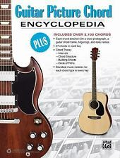 Guitar Picture Chord Encyclopedia: Includes Over 3,100 Chords, Gunod, Nathaniel,