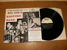 Hear It - LP (Belgium press) - At the jazz band with BIG JIM'S RAGTIME BAND Vol1