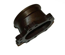 """cast iron GT25 GT28 T25 T28 exhaust dump flange to 3"""" 76 mm Vband adapter"""