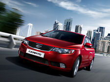 KIA CERATO SEDAN KOUP 2004-2010 WORKSHOP REPAIR MANUAL ON DVD