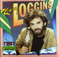 Kenny Loggins - High Adventure - LP - washed - cleaned - L3034