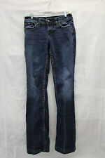 "Silver Jeans Suki Surplus Womens Jeans Size 28/36 HEMMED to 33"" Used 2052"