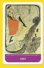 Henri de Toulouse Lautrec Artist Author Cool Collector Card from Europe