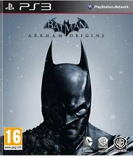 BATMAN ARKHAM ORIGINS PS3 Game (BRAND NEW SEALED)