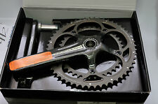 Campagnolo Super record 172,5 53/39 11 Speed manivela crankset