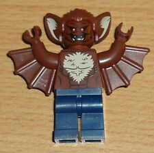 Lego Super Heroes Batman Man Bat + 2 Gesichter