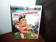 The Last of the Mohicans (DVD, 2000)