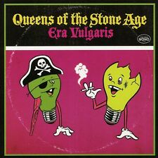 Era Vulgaris - Queens Of The Stone Age (2007, CD NEUF)