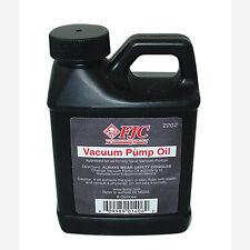 FJC 2202 Vacuum Pump Oil - 8 oz