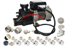 Conversion assembly BISCUIT kit BATHTUB to WHIRLPOOL JETTED TUB w/ Genesis pump