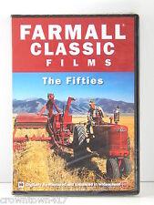 Farmall Tractors Classic Films DVD - The Fifties
