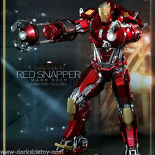 HOT TOYS 1/6 escala Iron Man 3 Mark XXXV Coleccionistas Figura Pargo