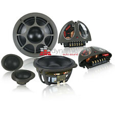 "Morel HYBRID 502 5-1/4"" 2-Way Hybrid Series Car Audio Component Speaker System"