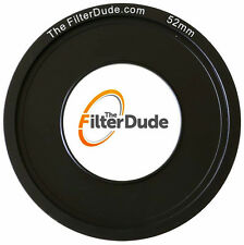 FilterDude 52mm LEE Compatible Wide Angle Adapter Ring for Filter Holder