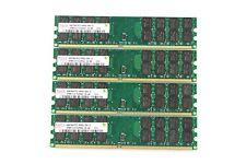 Hynix 16GB 4X 4GB DDR2 2RX4 PC2-6400U 800Mhz 240PIN DIMM AMD RAM Desktop memory