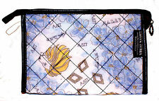 Alpha Delta Pi Sorority Quilted Cosmetic Bag